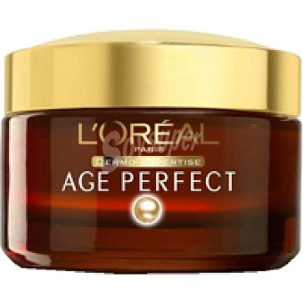 Age Perfect L'Oréal Paris Crema de noche Tarro 50 ml