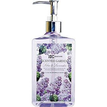 Idc institute Scented Garden gel de baño Lila y Lavanda dosificador 780 ml Dosificador 780 ml