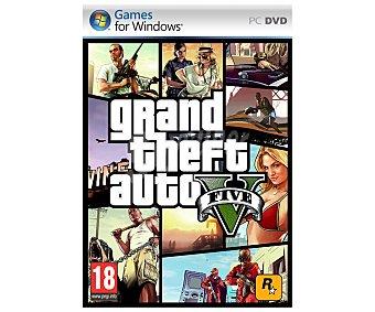 ROCKSTAR GAMES GTA V Pc  1 unidad
