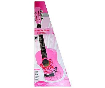 Cbsky Guitarra Española Color Rosa de 76 Centímetros 1 Unidad