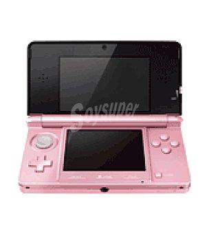 Nintendo Consola hardware rosa nintendo 3DS