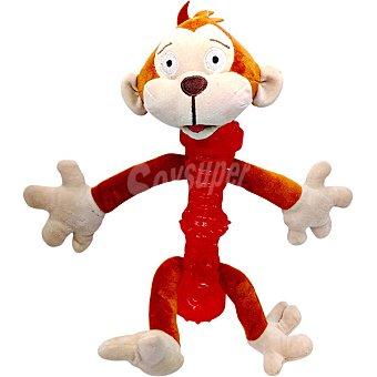 Fred & Rita Juguete para perro modelo mono cuerpo de caucho  1 unidad