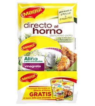 Maggi Directo al horno + Ensalada 68 g