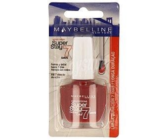 Maybelline New York Laca de uñas roja nº6 1 unidad
