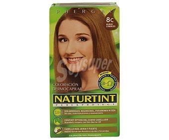 Naturtint Tinte vegetal sin amoniaco rubio cobrizo Nº 8C 1 unidad
