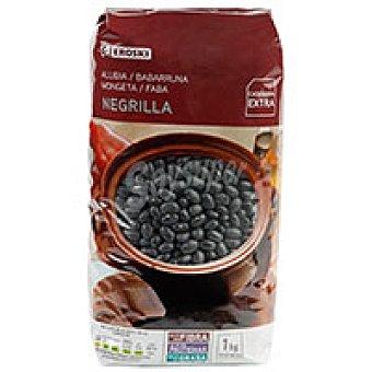 Eroski Alubia negrilla extra Paquete 1 kg
