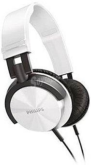 Philips SHL 3000WT - Auriculares de diadema cerrados, color blanco