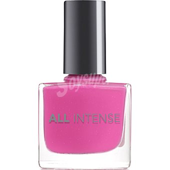 All Intense Laca de uñas Picadilly Pink frasco de cristal