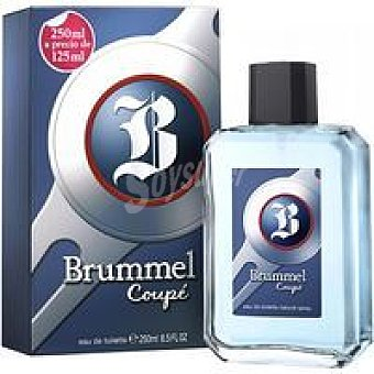 BRUMMEL Colonia para hombre Coupe frasco 250 ml
