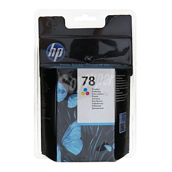 HP Cartucho tinta deskjet 970 color N78 hp