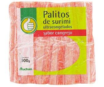 Productos Económicos Alcampo Palitos de surimi sabor cangrejo 900 gr