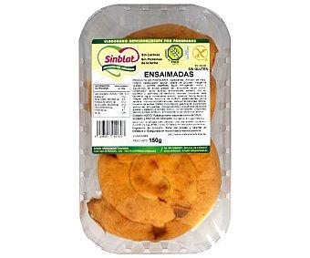 SINBLAT Ensaimadas sin gluten 2 unidades 150 gramos