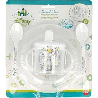 Disney Vajilla 5 piezas Easy Baby Little Treasures