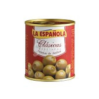 La Española Aceitunas rellenas de anchoa Lata 85 g
