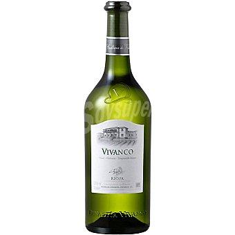VIVANCO Vino blanco viura-malvasia tempranillo D.O. Rioja Botella 75 cl