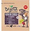 Alimento de buey para perro Grain Free Paquete 1,2 kg Beyond Purina