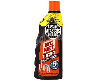 Wcnet Desatascador baño Botella 500 ml