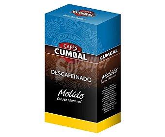 Cumbal Café molido descafeinado 250 g