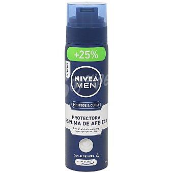 Nivea For Men Espuma de afeitar hidratante normal seca para hombre Spray 250 ml