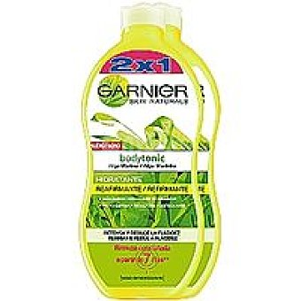 Garnier Locion body tonic + regalo 400ML
