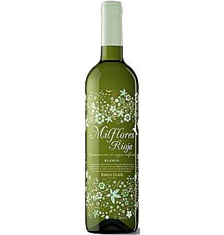 Milflores Vino rioja blanco 75 cl