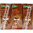 Batido de cacao sin gluten pack 6 envases 200 ml El Corte Inglés
