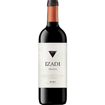 IZADI Vino tinto crianza D.O. Rioja Botella 75 cl