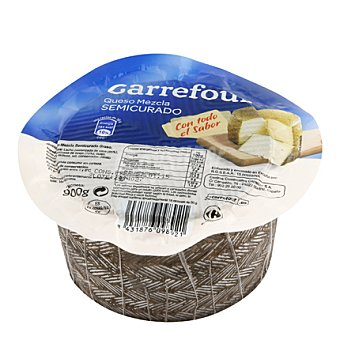 Carrefour Queso Mini Semi 900 g