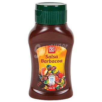 DIA Salsa barbacoa Botella 340ML