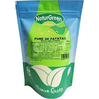 Naturgreen Puré de patatas ecológico Envase 250 g