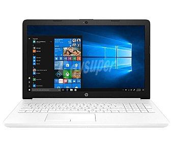 """HP Portátil 39,62cm (15,6"""") Intel Core i3-6006U, 4GB Ram, 128GB ssd, Intel HD 520, Windows 10 15-BS010NS"""