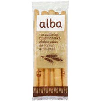 Alba Rosquilletas tradicionales paquete 70 g