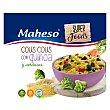 Cous Cous con quinoa y verduras 300 g Maheso