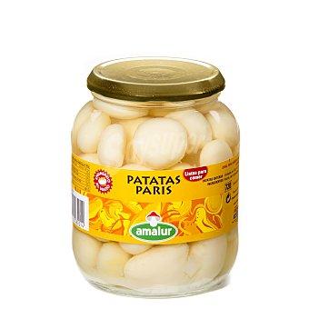 Amalur Patatas paris amalur frasco 425 gramos