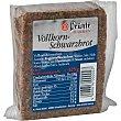 Marken pan alemán negro integral de centeno Paquete 125 g Prunte