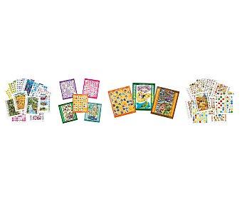 DISET Surtido de juegos infantiles educativos Lectrón 1 unidad