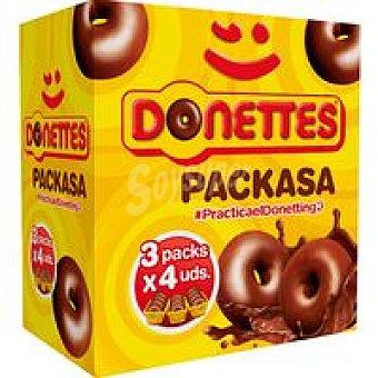 Donettes Donettes multipack 12 unid