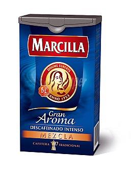 Marcilla Cafe molido descafeinado mezcla Paquete 250 gr