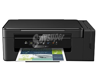 Epson Impresora multifunción wifi impresión, copia, escaneado, coste ultrabajo ecotank ET-2600