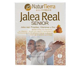 NaturTierra Jalea real senior Caja 10 unid