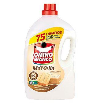Omino Bianco Detergente líquido de Marsella 75 lavados