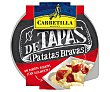 Tapas de patatas bravas 180 g Carretilla