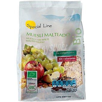Special Line Muesli malteado ecológico Bolsa 400 g