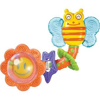 Tigex Sonajero mariposas +6 meses blister 1 unidad