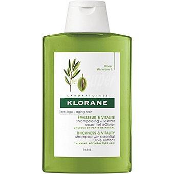 Klorane Champu de uso frecuente al extracto esencial de olivo Frasco 200 ml