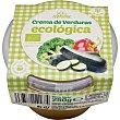 Crema de verduras ecológica Tarrina 250 g Sol y Azahar