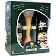 Cerveza belga Ale Pack 4 botellas 33 cl Kwak