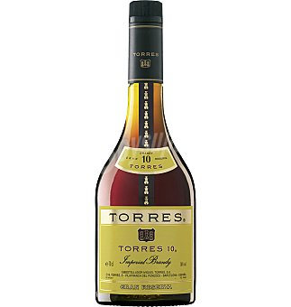 Torres Brandy 10 años Botella 70 cl