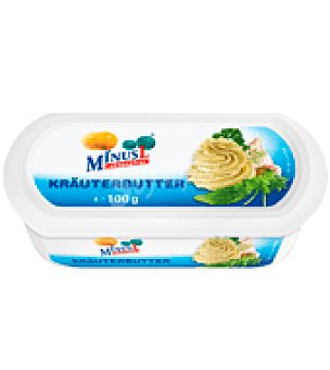 Minus l Mantequilla Hierbas Sin Lactosa 100 g