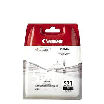 Cartucho de Tinta CLI-521 - Negro 1 ud